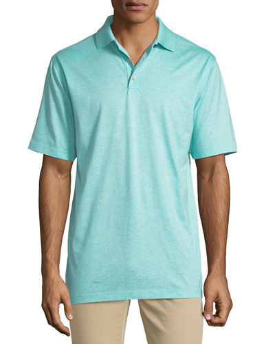 Men's Crown Ease Solid Polo Shirt