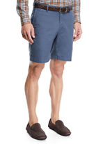 Peter Millar Men's Crown Soft Touch Twill Shorts