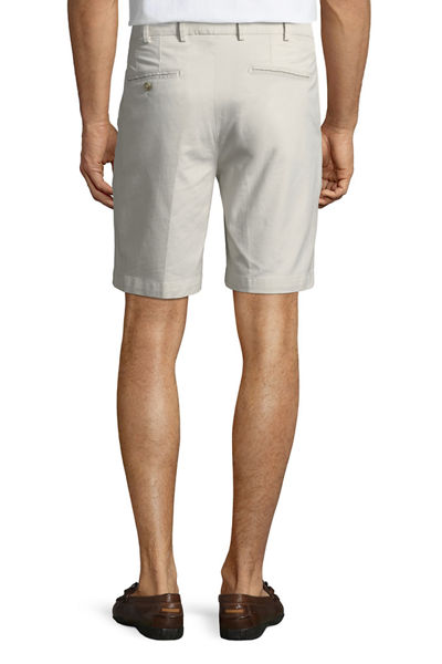 Men's Crown Soft Touch Twill Shorts