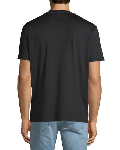 Men's Destroyed Logo Graphic T-Shirt