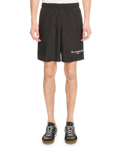 Men's Logo Swim Trunks