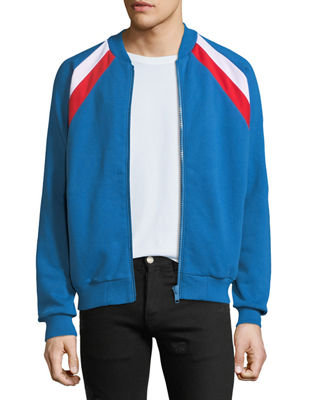Givenchy Felpa Colorblock Light Bomber Jacket