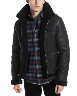 b224a8ad7bb5 Men s Designer Coats   Jackets on Sale at Neiman Marcus