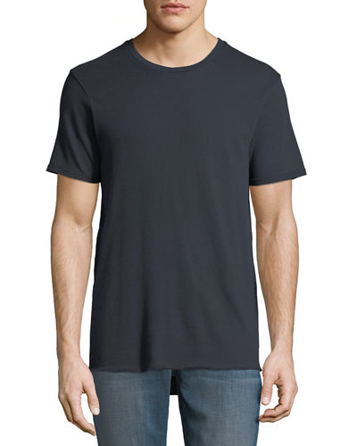 Men's Avus Raw-Hem T-Shirt
