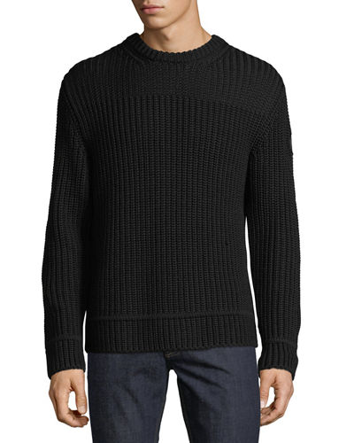 Men's Gallaway Wool Sweater