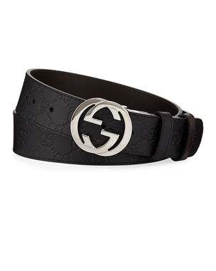 67758061759 Gucci Belts for Men at Neiman Marcus
