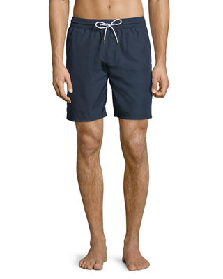 Burberry Men's Guildes Logo Swim Trunks