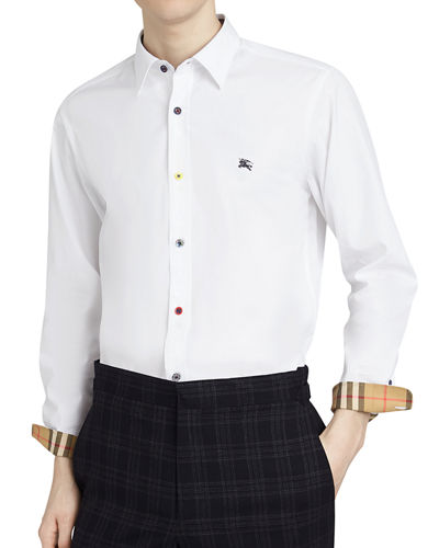 Men's William Poplin Sport Shirt