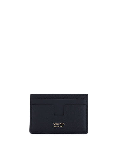 Leather card holder neiman marcus quick look reheart Gallery