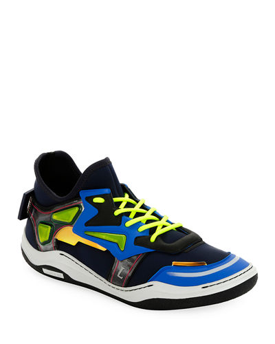 Men's Diving Mesh Running Sneakers
