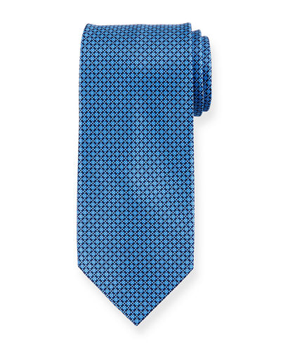 Stefano Ricci Mini Circle Silk Tie