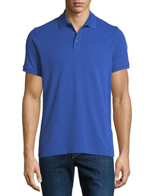 Moncler Men's Basic Polo Shirt