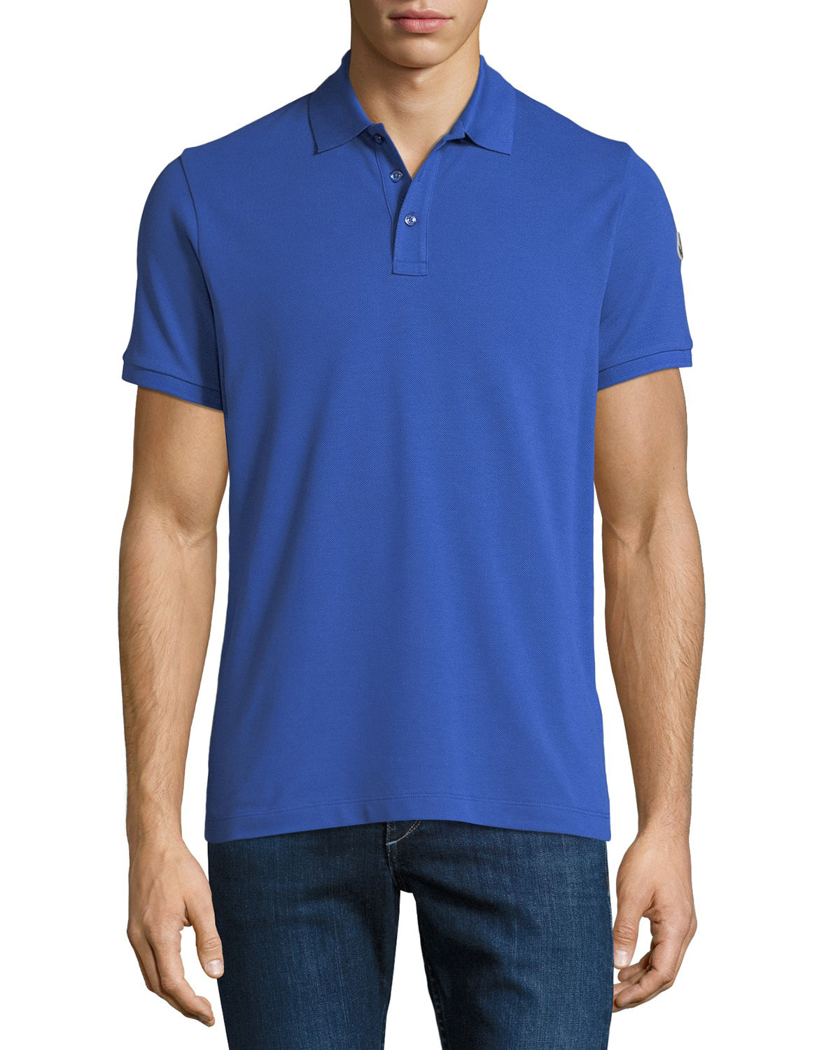 Men's Basic Polo Shirt