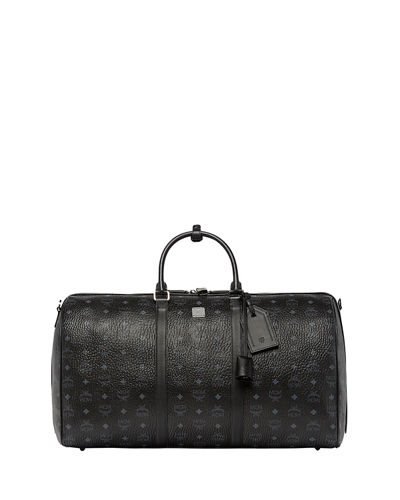 bd06d7f0013a Quick Look. MCM · Men s Traveler Visetos XL Weekender Duffel Bag