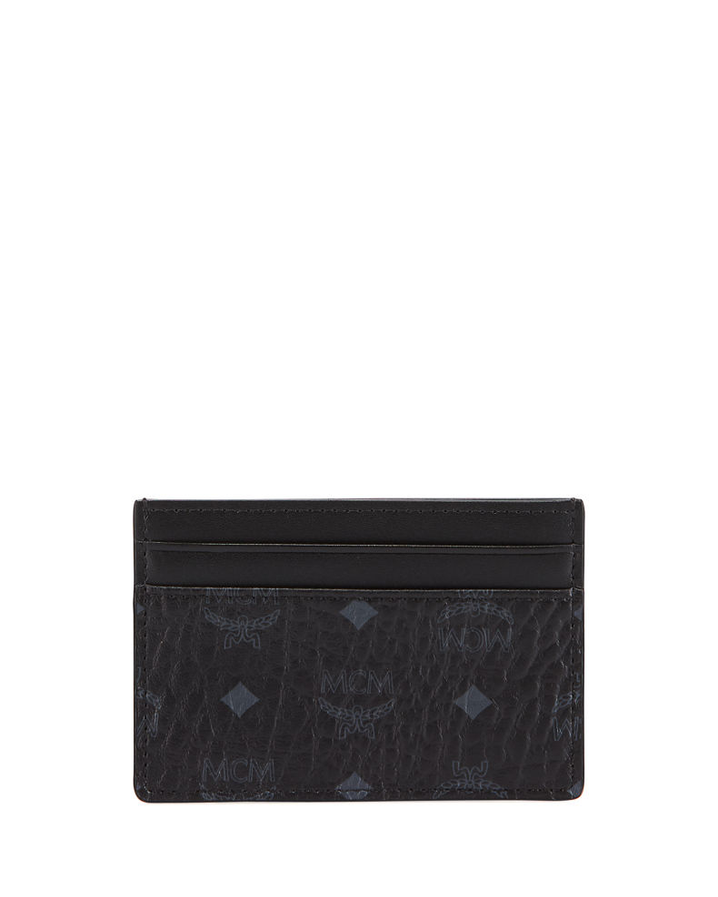 MCM Men's Original Visetos Mini Card Case