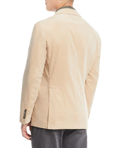 Men's Corduroy Sport Jacket