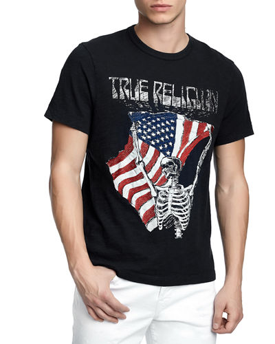 Men's Born Free Graphic T-Shirt