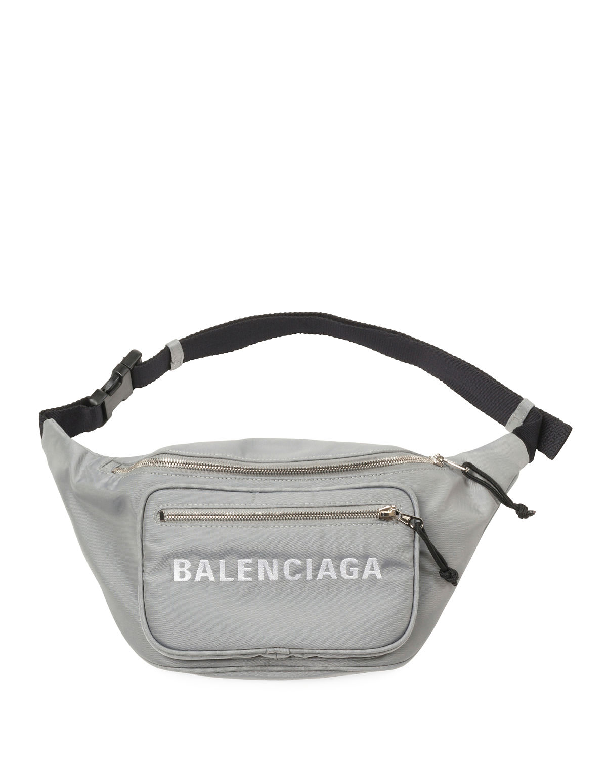 select for official new authentic check out Wheel Canvas Belt Fanny Pack Bag with Logo