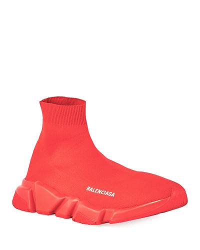 8a5e24d3968 Quick Look. Balenciaga · Men s Logo Speed Sneakers ...