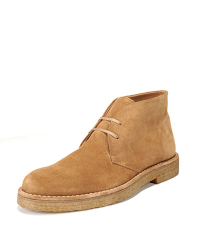 Men's Crofton Crepe-Sole Chukka Boots