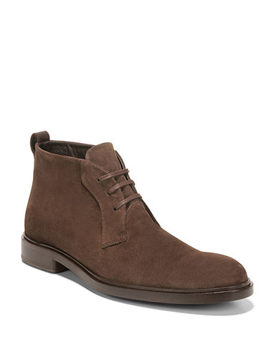 Men's Brunswick Suede Chukka Boot