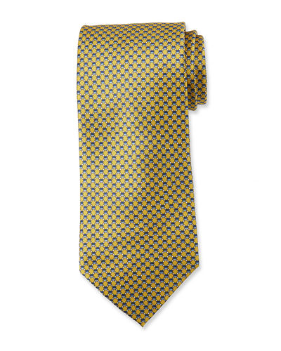 7abe4c6f276c Quick Look. Brioni · Hexagons Silk Tie