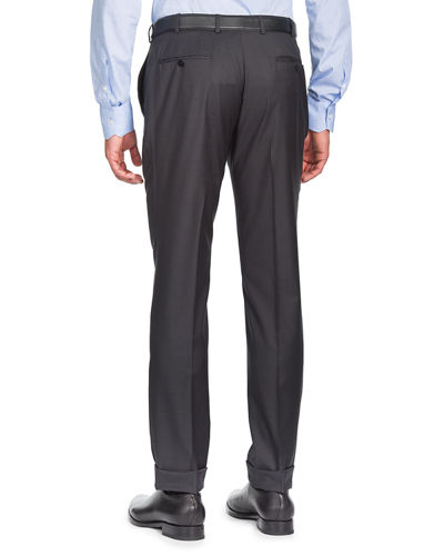 Aquaspider Wool Dress Pants
