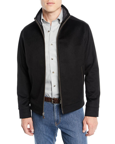 Men's Westport Crown Fleece Zip-Front Jacket