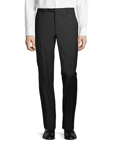 Santorelli Men's New Zealand Wool Dress Pants