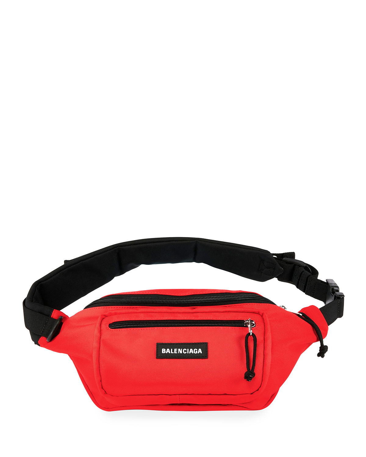 Men's Nylon Belt Bag