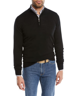 Peter Millar Men s Crown Soft Half-Zip Sweater 27909c397
