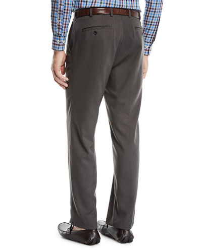 Men's Charlotte Straight-Leg Trousers