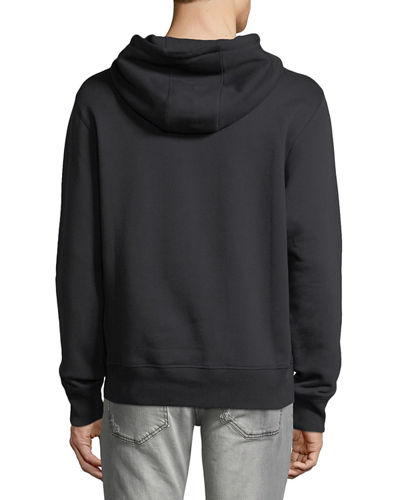Men's Langdon Graphic Modern Fleece Hoodie
