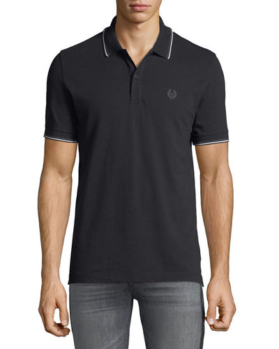 Men's Stewarton Pique Polo Shirt