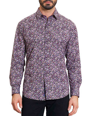 Robert Graham Men's Congo Paisley Sport Shirt