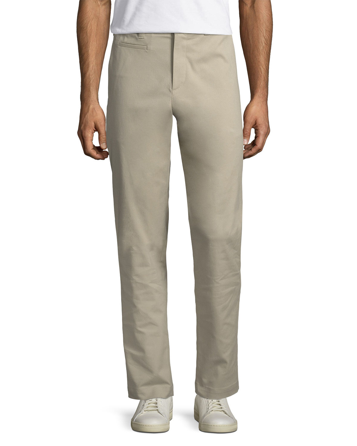 Modern Canvas Utility Pants