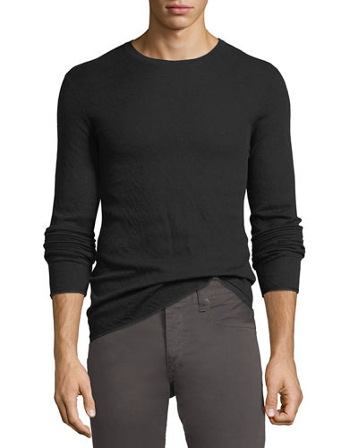 Rag & Bone Men's Tripp Wool-Blend Shirt and