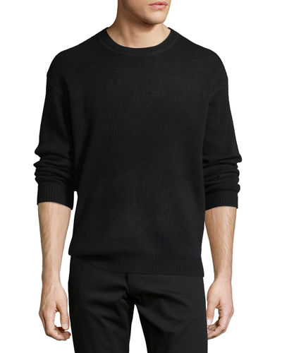 Weston Cashmere Crewneck Sweater