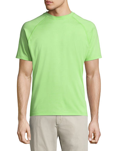 Peter Millar Rio Technical Short-Sleeve T-Shirt