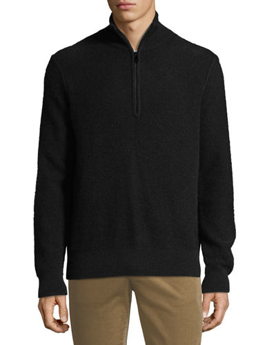 175b69b0dbcf Quick Look. Vince · Men s Half-Zip Mock-Neck Cashmere Pullover