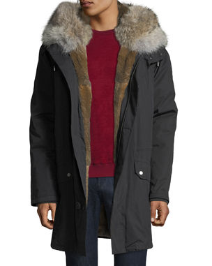 8c9b03135 Men s Designer Coats   Jackets at Neiman Marcus