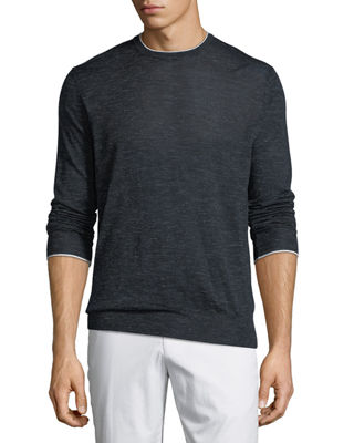 Peter Millar Summertime Crewneck Sweater