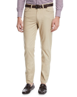 fbcfae67a8497 Peter Millar Men s Soft-Touch Twill Pants
