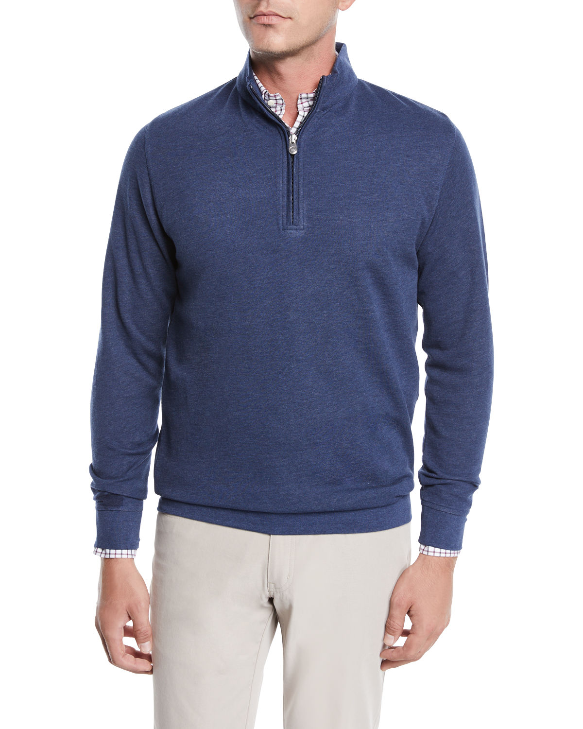 Men's Crown Comfort Quarter-Zip Sweater