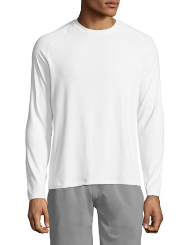 Men's Rio Technical Long-Sleeve T-Shirt