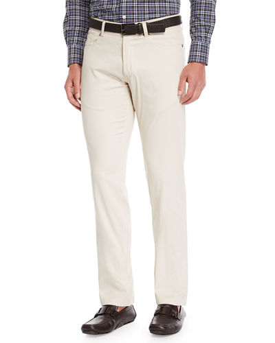 Men's Perfect Poplin 5-Pocket Pants