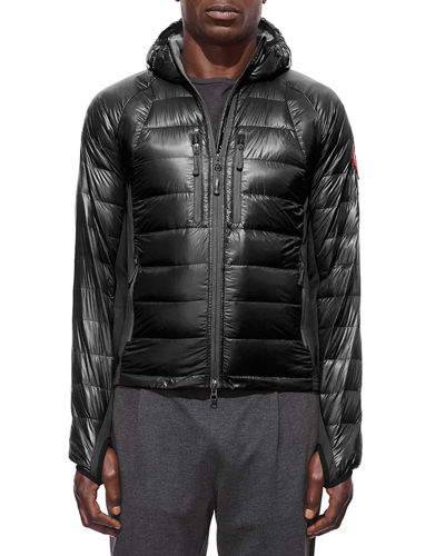 Men's Hybridge Lite Hooded Jacket