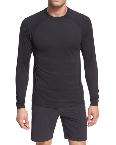Crown Active Long-Sleeve T-Shirt