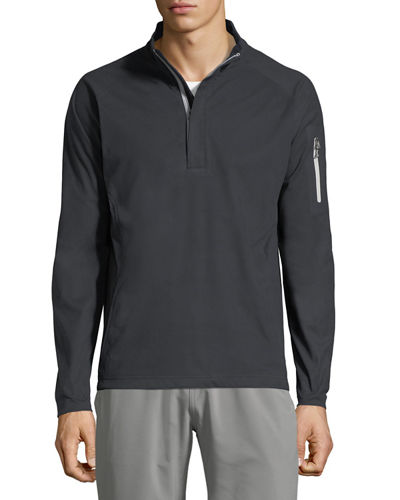 Whisper Lightweight Quarter-Zip Jacket