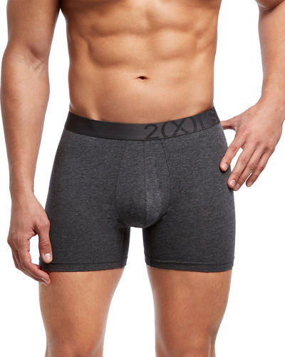 Pima Stretch Boxer Briefs